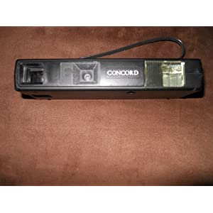 Concord Tele-pocket Camera 110..tele-photo Lens..built-in Electronic Flash 110tef