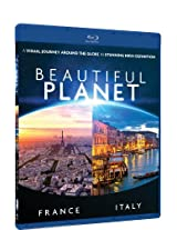Beautiful Planet - France & Italy - Blu-ray