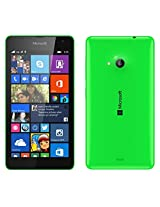 DNG Crystal Clear Transparent Soft TPU Case Cover for Microsoft Lumia 535