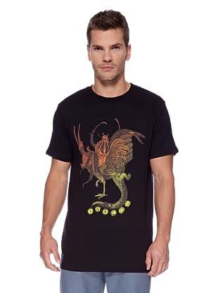 ANALOG Camiseta Wildlife (Negro)