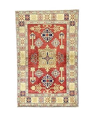 Eden Teppich   Uzebekistan 97X150 mehrfarbig