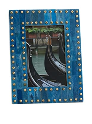 Shiraleah Bazaar Picture Frame (Turquoise)