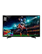 Vu 80 cm (32 inches) 32K160 HD Ready LED TV (Black)