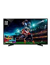 VU 80cm(32 inches) 32K160 HD Ready LED TV (Black)