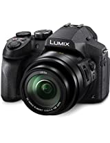 Panasonic Lumix DMC-FZ300 12.1MP Digital Camera (Black) with 24x Optical Zoom