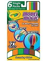 Crayola Model Magic Single Packs Secondary Colors