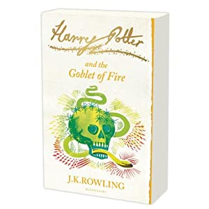 Harry Potter and the Goblet of Fire Childrens Paperback Signature: Signature Edition