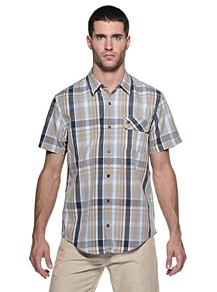 Timberland Camisa Allendale (Gris/Beige)