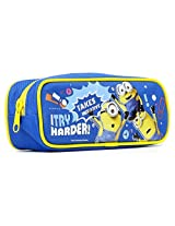 Minions Pencil Case - Blue