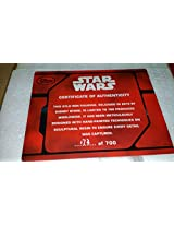 Kylo Ren Limited Edition Figure Star Wars: The Force Awakens