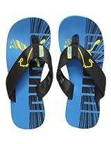 Puma Blue Flip Flops