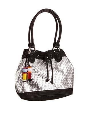 Bulaggi The Bag Bolso 29363.64 (Negro / Plata)