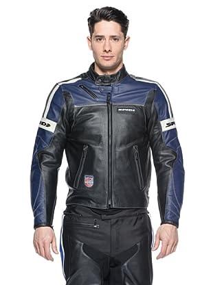 Spidi Chaqueta Corporate (Negro / Azul Marino)