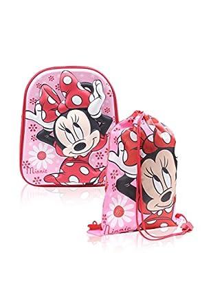 BACK TO SCHOOL Rucksack x 2 Minnie