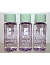 3x Clinique Take The Day Off Makeup Remover 1.7oz / 50ml Totals 150ml/5.1oz