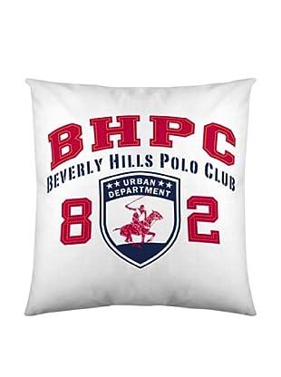 Beverly Hills Polo Club Funda De Cojín Logo