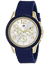 Tommy Hilfiger Chronograph White Dial Women's Watch - TH1781523J