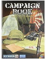 Memoir '44 Campaign Book Volume-2 Board Game