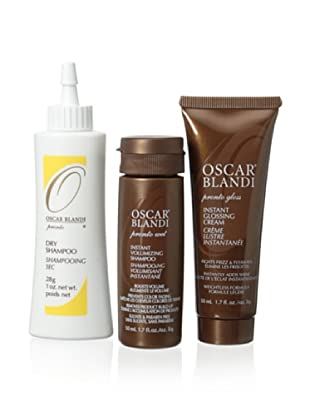 Oscar Blandi Travel Size 3-Piece Necessities Kit