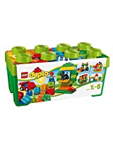 Lego Duplo Creative Play All - in - One - Box - of - Fun, Multi Color
