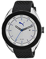 Puma Analog White Dial Men's Watch - 89225301