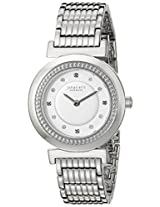Johan Eric Women's JE1200-04-001B Djursland Analog Display Japanese Quartz Silver Watch