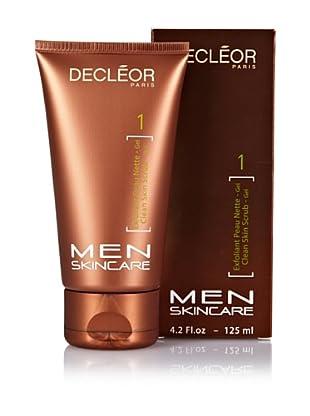 DECLEOR Men Skincare Gel Clean Skin Scrub 125 ml. Preis/100 ml: 15.96