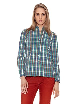 Pepe Jeans London Blusa Eagle (Verde)
