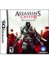Assassins Creed 2 Discovery (Nintendo DS) (NTSC)