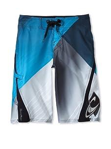 O'Neill Boy's 8-20 Lopez Freak Boardshort (Blue)