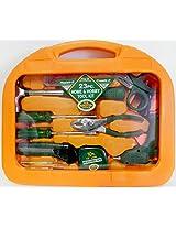Tool Set 23 Piece Home & Hobby Hammer Glue Gun & More Great Gift