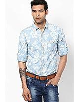 Light Blue Casual Shirt