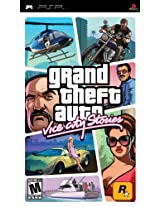 GTA Vice City Stories Gaming CD (PSP)