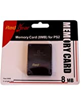 RedGear PS2 8 MB Memory Card