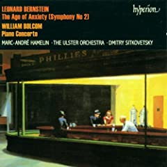 Bernstein: The Age of Anxiety - Symphony No. 2