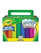 CYO512048 - Washable Sidewalk Chalk