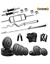 Kore 35KG Combo 1-WB Home Gym