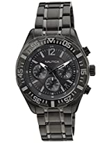 Nautica Chronograph Grey Dial Men's Watch - NTA22634G