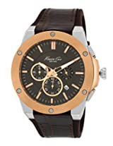 Kenneth Cole Dress Sport Analog Grey Dial Men's Watch - IKC8087