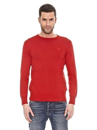 Bendorff Jersey Básico Cuello Redondo (Rojo)