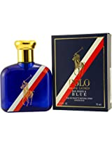 Polo Red, White & Blue By Ralph Lauren Edt Spray 2.5 Oz