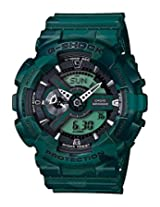 Casio G-Shock Analog-Digital Green Dial Men's Watch - GA-110CM-3ADR (G570)