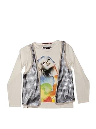Pepe Jeans London Camiseta Alexis (Crudo / Gris)