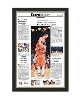 Big East: Syracuse vs. Uconn 2006