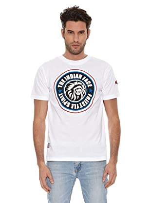 The Indian Face Camiseta Fayette (Blanco)