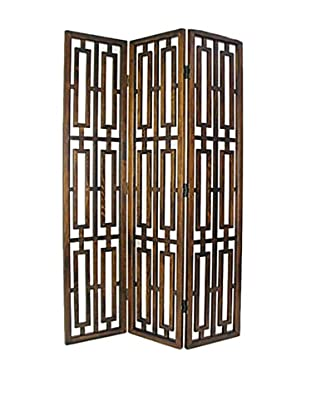 Charleston Bookmark Screen, Brown
