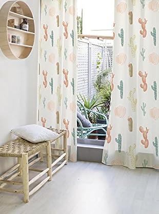 Surdic Vorhang Cactus