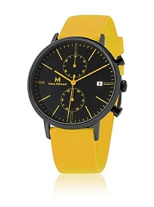 Van Maar Chronograph Howard (gelb)