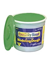 Green Modeling Dough, 3.3 lb.