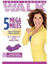 Leslie Sansone: 5 Mega Miles with Toning Band